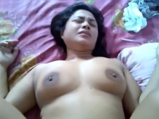 Amateur Asian Chubby Homemade Wife
