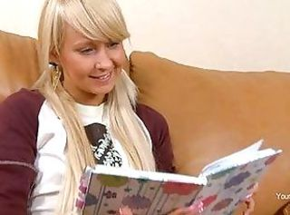 Naughty fellow removes teen girls _: teen blondes