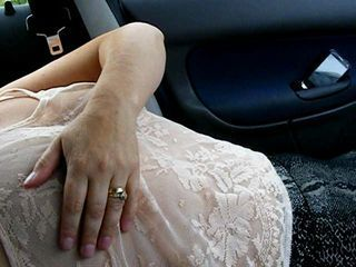 Amateur Car Mature Wife