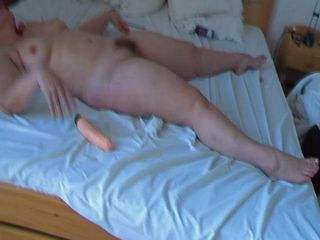 Amateur Chubby Hairy Homemade Wife