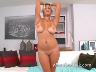 Massive tits mature babe shows off her incredible body