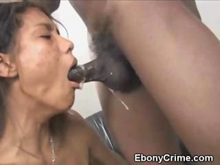 Black Princess Face Fucked With A Fury