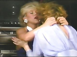 Amber Lynn And Misty Reagan Barmaid And The Bitch