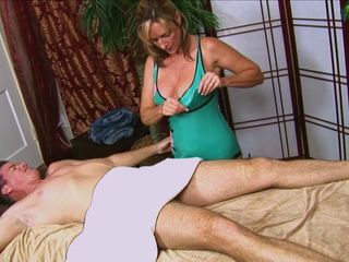 Big Tits Massage