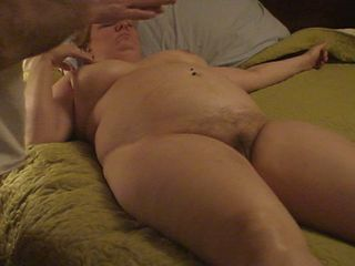 Granny Hairy Massage