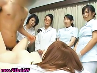 Asian female convalescent home domestics part5