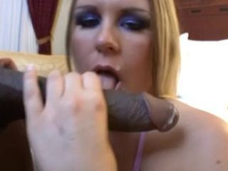 Amateur  Blowjob Facial Interracial