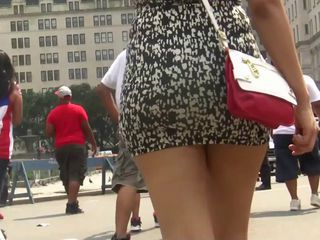 NY Purto Rican Day Parade Teen Ass