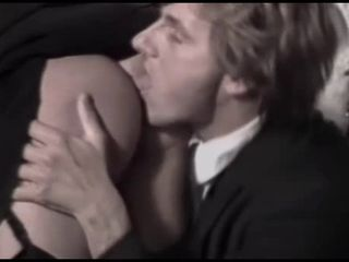 Licking Pornstar Stockings Vintage