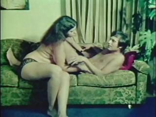 Vintage porn from 1973 Weekend Roulette with good bonking scenes