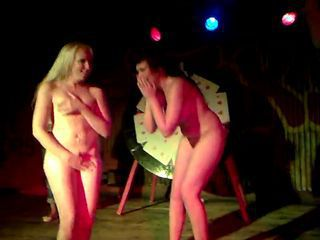CMNF Strip Game Show