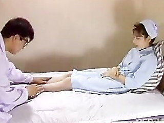 Asian Nurse Fucked By Adulterate