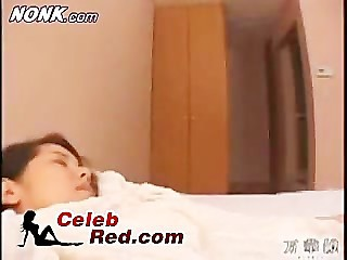 Asian Japanese Mature Mom Sleeping