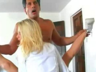 Babysitter Blonde Daddy Old and Young Teen
