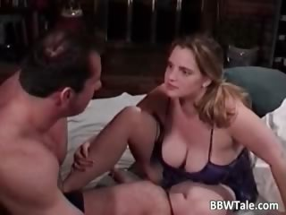 Fat Wife Cheating Her Husband