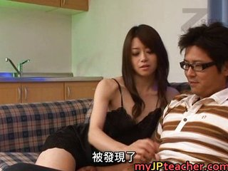 Asian Handjob Japanese  Teacher