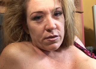 Anita Cannibal Blonde Chubby Milf Get Cock In Ass Squirt And Suck Troi...