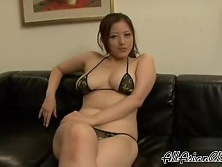 Asian Babe Bikini Chubby Cute Japanese