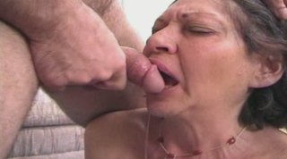 Dildo Granny 70 Time Gets Fucked
