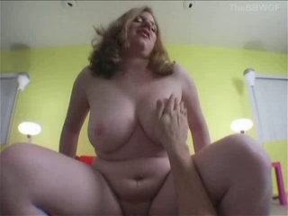 Horny Fat Chubby Teen Gf Riding Cock, Geting A Facial-3