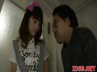 Asian Cute Japanese Old and Young Teen