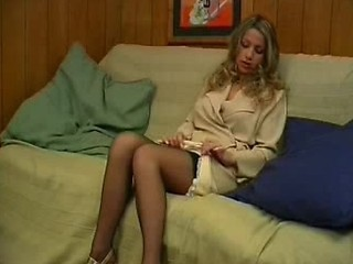 British Lingerie Girl Solo 16 British Euro Brit European Cumshots Swal...