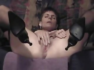 older lady orgasm