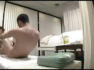 Hot Japanese Oil Massage and Fuck
