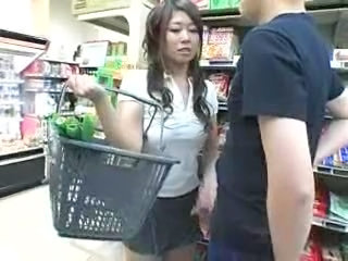 Asian Handjob Japanese Public