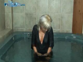 Judiths Afterparty Jacuzzi Orgasm