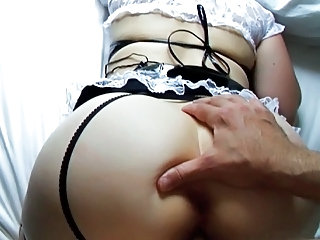 Trained Maid Gets Rewarded- Used And Spanked...perso...