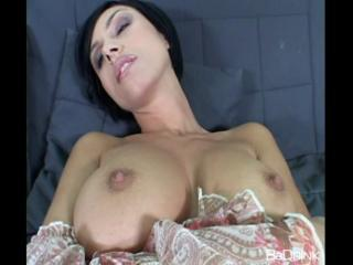 Eva Mercedes Plays With Her Pussy