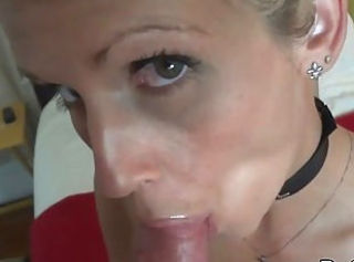 Blowjob Facial  Wife