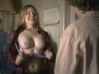 Alison Pill flashes tits onsc...