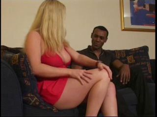 Big Tits British European Interracial
