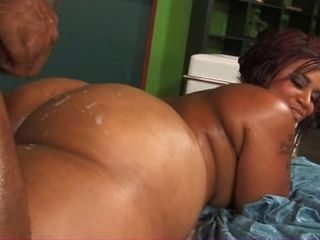 Ass  Cumshot Ebony