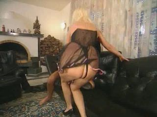 Ass Lingerie Mature