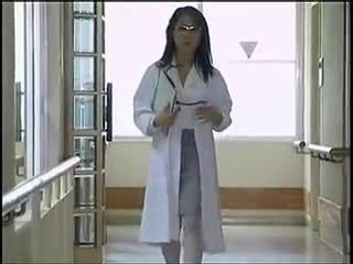 Asian Japanese Nurse Uniform