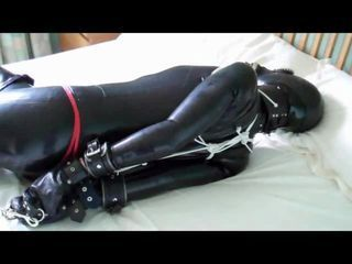 Forced Latex Teen