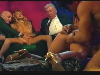 Groupsex Old and Young Orgy Vintage