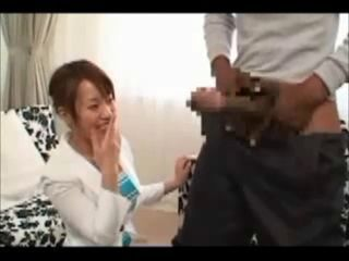 JAV BBC monster cums twice fu...