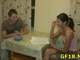 Cuckold Cute Doggystyle Russian Student Teen