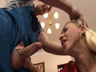 Blowjob  Uniform Wife