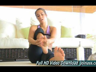 European Feet Fetish Teen