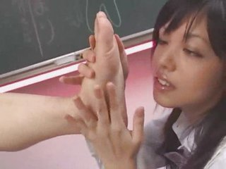 Asian Feet Fetish Japanese