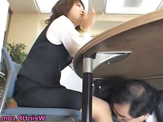 Asian Japanese Uniform Voyeur