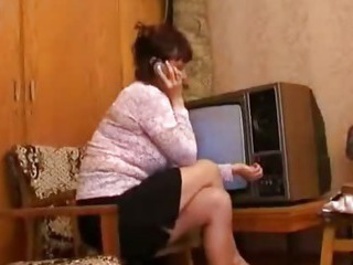 Amateur Homemade Mature Mom Old and Young Russian