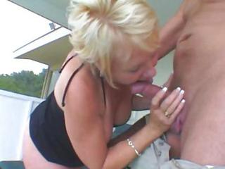 Mature Cock- Sucker
