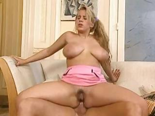 Anal Big Tits  Natural Riding