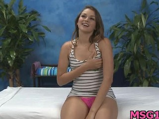 Cute Massage Panty Teen